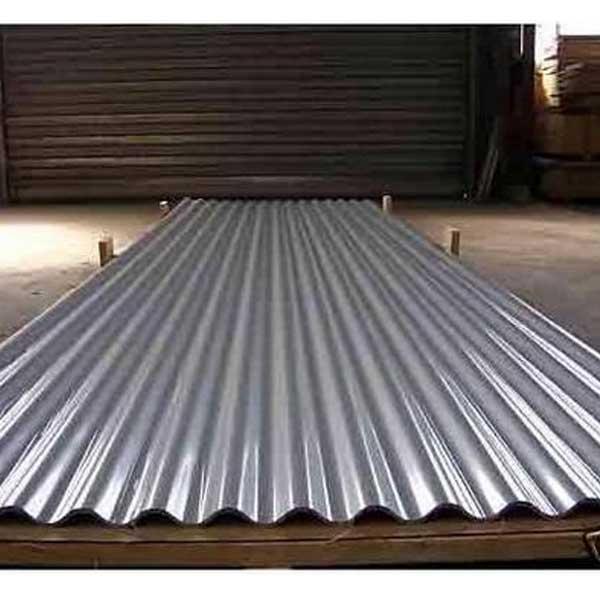 Galvanized Aluzinc Gi Roof Corrugated Roofing Sheets Haomei Aluminium